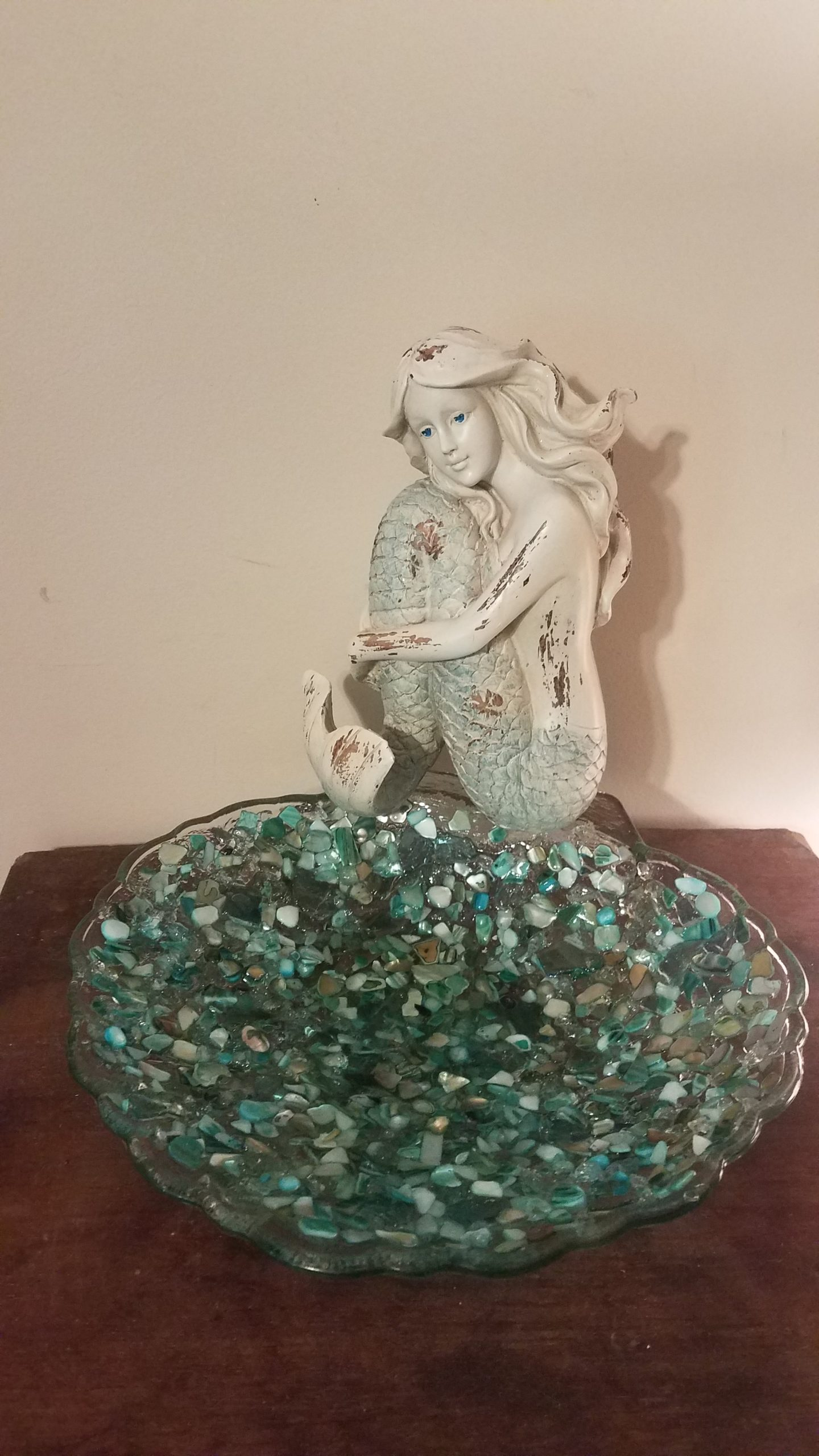 Mermaid Seashell Bowl