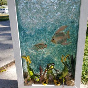 Snorkeling Frogs